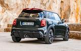 16 Mini JCW 2021 UK LHD FD static rear