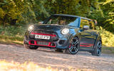 Mini JCW GP 2020 UK first drive review - on the road front