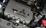 Mitsubishi ASX 2019 first drive review - engine