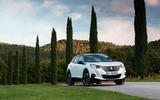 Peugeot e-2008 2020 first drive review - static