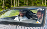 Polestar 1 2019 first drive review - Matt Prior talking