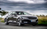 Polestar 2 2020 UK first drive review - on the road