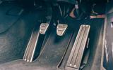 Porsche 718 Boxster GTS 4.0 2020 UK first drive review - pedals