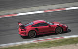 Porsche 911 GT3 RS 2018 review on track side