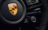 Porsche 911 Targa 2020 UK first drive review - steering wheel drive modes