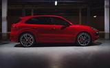 Porsche Cayenne GTS 2020 - static side