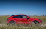 Porsche Cayenne GTS 2020 UK first drive review - static side