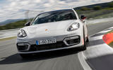 Porsche Panamera GTS Sport Turismo 2020 first drive review - track nose