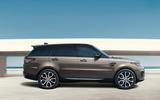 2021 Range Rover Sport Carbon Black Edition - side