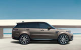 2021 Range Rover Sport Carbon Black Edition - side