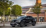 16 Renault Arkana 2021 UK FD static front