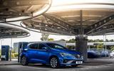 16 Renault Megane E Tech phev 2021 UK FD static