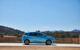 Renault Zoe GT Line R135 2019 first drive review - static side
