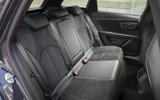 Seat Leon Cupra R ST Abt 2019 UK first drive review - rear seats