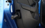 Skoda Scala 2019 first drive review - door umbrella
