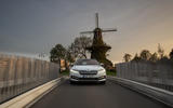 Skoda Superb iV 2020 first drive review - on the road nose