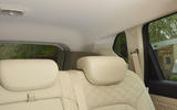 Ssangyong Rexton longterm review rear seats headroom