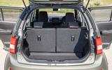 Suzuki Ignis hybrid 2020 UK first drive review - boot