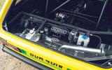 16 Tolman Talbot Sunbeam Lotus 2021 first drive review oil tank