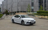 16 Toyota Camry 2021 FD fronthero