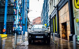 Toyota Hilux Invincible 50 2019 first drive review - on the road nose