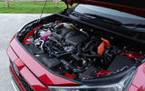 16 Toyota RAV4 PHEV 2021 UK first drive review engine