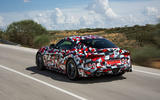 Toyota Supra 2019 prototype first drive review road