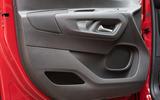 Vauxhall Combo Life 2018 UK first drive review door cards