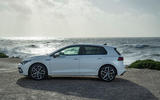Volkswagen Golf 2020 first drive review - static side