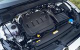 16 Volkswagen Golf GTD 2021 UK first drive review engine