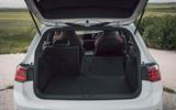 16 Volkswagen Golf GTI Clubsport 45 2021 UK FD boot