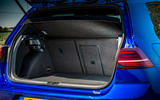 Volkswagen Golf R Performance Pack 2018 review boot space