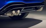Volkswagen Tiguan R - exhausts