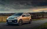 Volkswagen Up GTI 2020 UK first drive review - static front