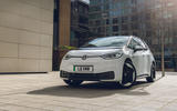 16 VW ID 3 Tour Pro S 2021 UK FD static front