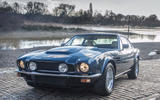 The history of the Aston Martin Vantage name