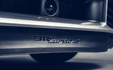 Porsche 911 Turbo S 2020 - camera