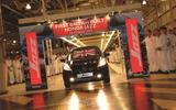Honda Jazz production line Swindon