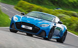 Aston Martin DBS Superleggera - tracking front