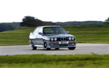BMW M3 E30 - tracking front