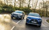 Hybrid mega-test - Lexus and Toyota