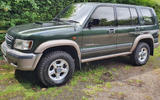 16 Isuzu Trooper