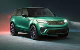 Mk3 Range Rover Sport render