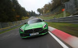 Mercedes-AMG GT R smashes rear-wheel drive Nurburgring record