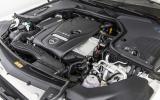 2.0-litre Mercedes-Benz E 350 e engine