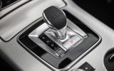 Nine-speed Mercedes-AMG auto gearbox