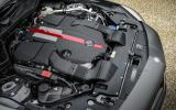 3.0-litre V6 Mercedes-AMG SLC 43