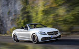 £72,245 Mercedes-AMG C 63 S Cabriolet