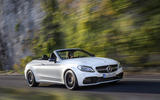 Mercedes-AMG C63 S Cabriolet