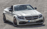 4.5 star Mercedes-AMG C 63 S Cabriolet